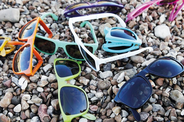 مجموعة Burberry Brights Eyewear