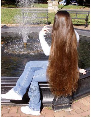 وصفات مفيدة لإطالة الشعر