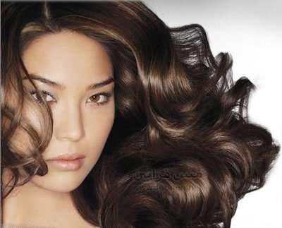كيف نستعمل مواد تجميل الشعر؟