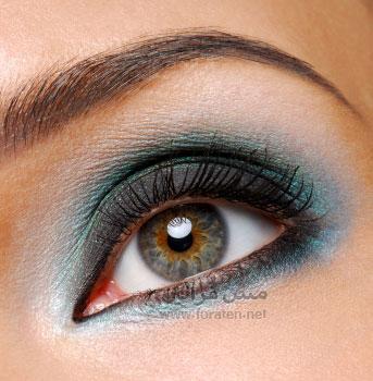 ظلال العيون.. لمسة جمالية خاصّة