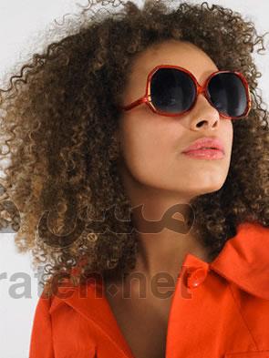نصائح لمعالجة الشعر المجعد التالف