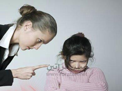تأنيب الأطفال يخفّف من ذكائهم