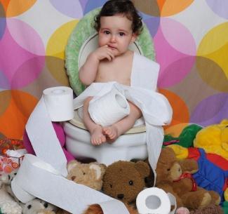 نصائح لتعليم الطفل التخلص من الحفاض