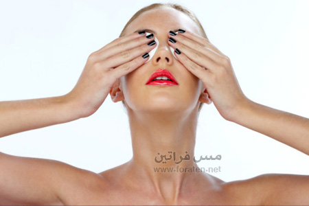 نصائح من خبراء التجميل من اجل عيون متألقة