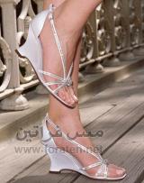 هل فكرت ماذا سترتدين في قدمك يوم الزفاف؟