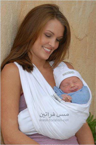 تحذير هام للأمهات الجديدات لحماية الظهر