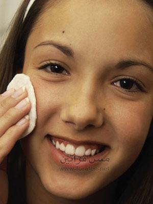 4 نصائح للتخلص من البقع الداكنة وتفتيح البشرة