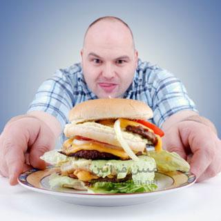 دراسة: الشراهة سبب زيادة البدانة في العالم الثالث