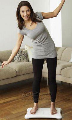 6 نصائح للتخلص من الوزن دون جهد
