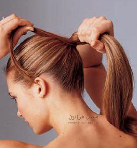 خطورة ربط الشعر طوال اليوم ما هي ؟