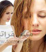 ما الذي يسبب تساقط وضعف الشعر في الخليج العربي؟