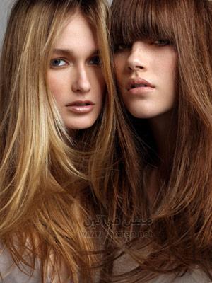 شعر أشقر أم بني : ما هو المناسب لك حقا؟