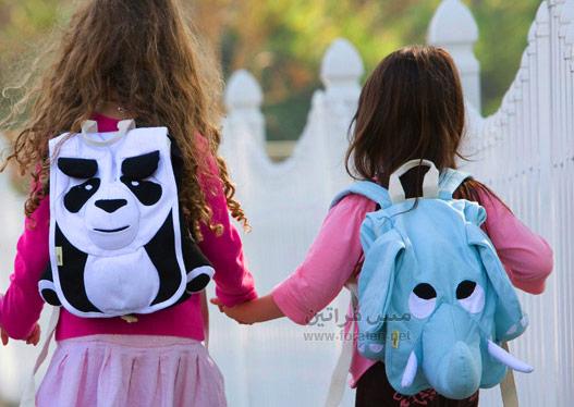 اسس اختيار حقيبة المدرسية الصحية