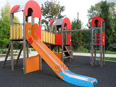 السلامة العامة في ساحات اللعب
