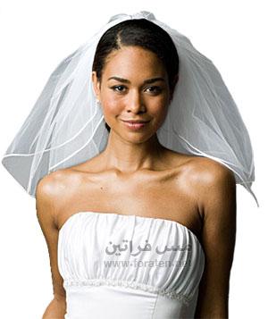 7 اكسسوارات مذهلة لشعر العروس