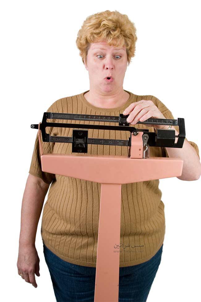 لماذا لا نفقد الوزن؟
