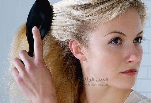 كيف تحمي نفسك من تساقط الشعر الموسمي؟
