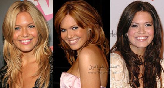 ما هو الماكياج المناسب حسب لون شعرك؟
