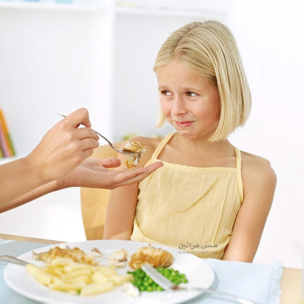 الألياف جزء هام من غذاء الطفل