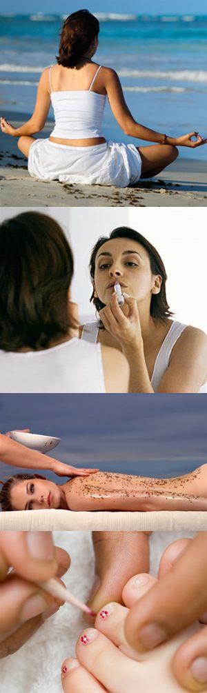 كيف تستعيدي ثقتك بجسمك العاري؟