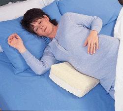 أوضاع النوم أثناء الحمل