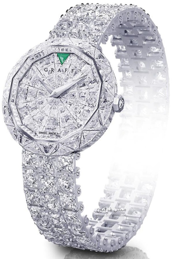 ساعة اليد أناقة وجمال