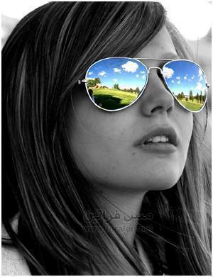النظارات الشمسية المناسبة لوجهك .