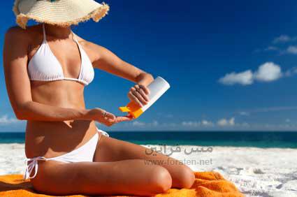 نصائح فعالة لاستعمال الكريمات المضادة لأشعة الشمس الضارة