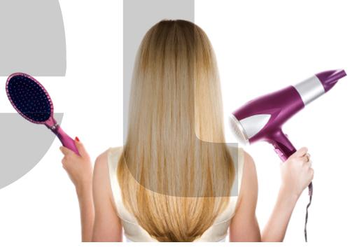كيف تجففين شعرك دون أن تؤذينه؟
