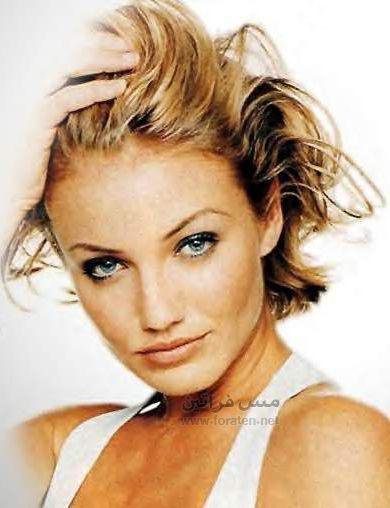 الشعر القصير يحفظ لك مظهر جذاب