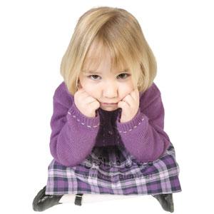 التوبيخ يفقد الطفل ثقته بنفسه