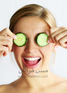 كيف تحمين عينيك من الانتفاخات؟