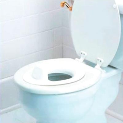 تصغير كرسي الحمّام