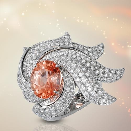 قطع نادرة من عوالم الجمال الماسيّ المترف