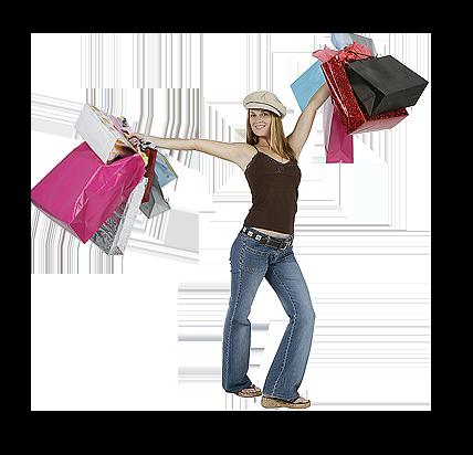 التسوق يمكن أن يساعدك على خسارة الوزن