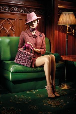 في التصاميم الجاهزة لديور Dior