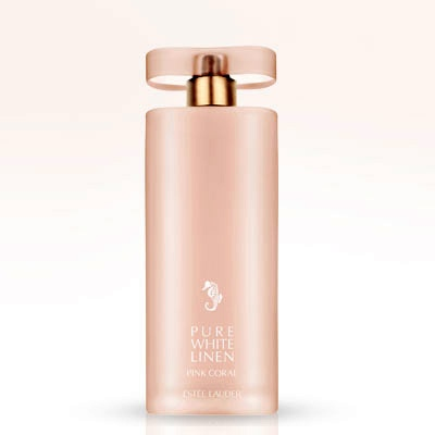 Pure White Linen Pink Coral من ايستيه لودرEstée Lauder