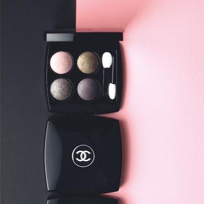 دفء كلاسيكي Chanel Les 4 Ombres Enigma