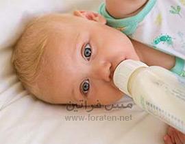 الاطفال الرضع ليسوا بحاجة للماء!