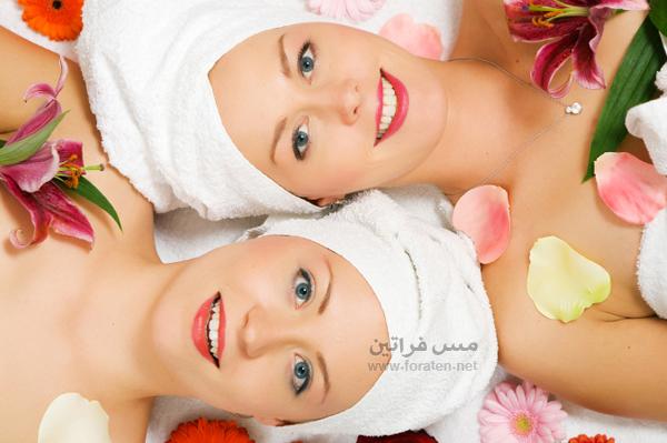 حمام الاعشاب يعيد لجسمك الصحة والجمال