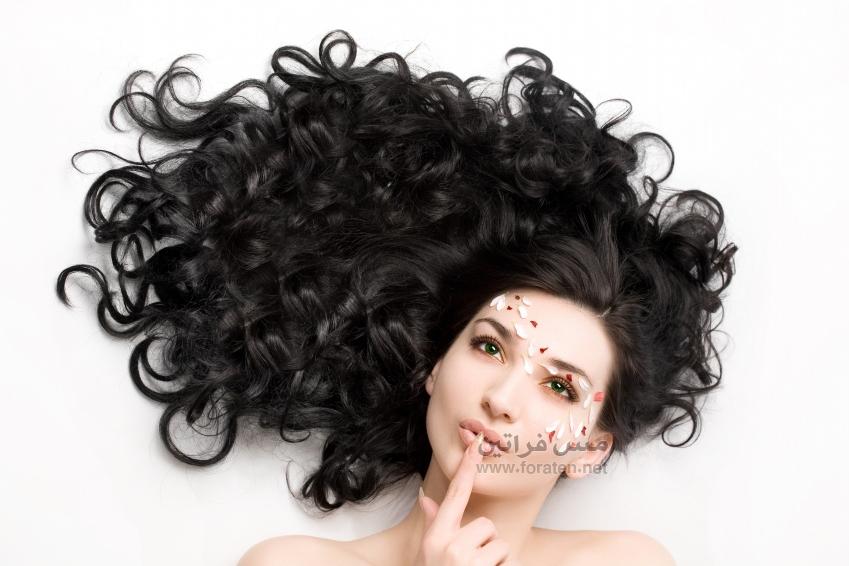 حلول سهلة لتساقط الشعر